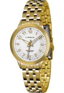Relógio Feminino Lince Lrgh026L B2Kx