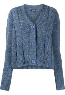 Aspesi Suéter De Lã E Tricô - Azul