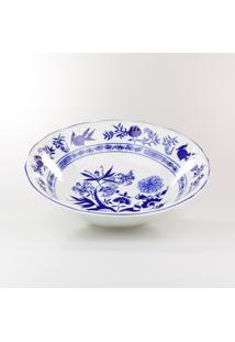 Saladeira Porcelana Schmidt - Dec. Cebolinha