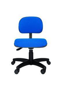 Cadeira Ergonômica Secretária Prolabore. Linha Bits. Giratória. Mecanismo V/H. Sem Braços. Rodízios. Tecido Prolabore Produtos Ergonômicos