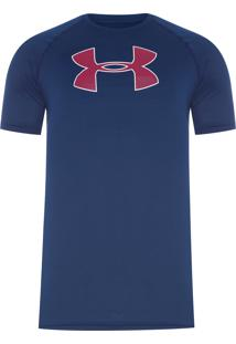 Camiseta Masculina Brazil Big - Azul