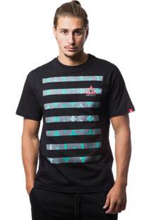 Camiseta Basica Cross 00 16 Masculina - Masculino