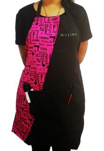 Avental Profissional Malina - Unissex-Incolor