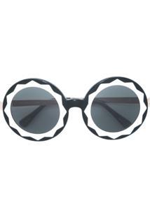 7647257a9 Óculos De Sol Branco Linda Farrow feminino | Gostei e agora?