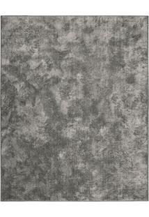 Tapete Foffo Retangular Shag (150X200) Chumbo