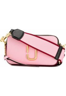 Marc Jacobs Bolsa 'Snapshot' - Rosa