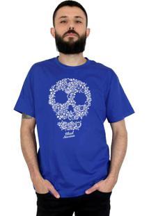 Camiseta Bleed American Flaw Royal