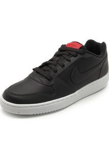 Tênis Nike Sportswear Ebernon Low Preto