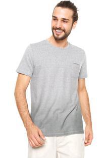 Camiseta Sommer Ombrê Cinza
