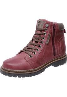 Bota Mega Boots 6015 Vinho
