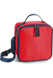 Bolsa Térmica Pequena Clio Topget Vermelha - Tricae