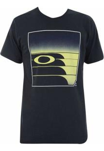 37d8eb644 ... Camiseta Vector Series Tee Jet Black Oakley - Masculino-Preto