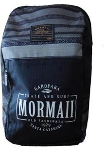 Mochila Mormaii Skate And Surf Originals - Masculino