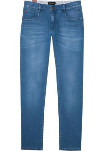 Calca Jeans Light Blue (Jeans Claro, 38)