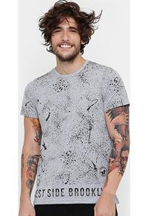 Camiseta Yellowl Side Brooklyn Masculina - Masculino
