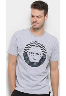 Camiseta Hd Dark Floral Masculina - Masculino