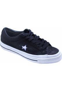 Tênis Converse All Star One Star Ox Preto Co02940002 - Tricae