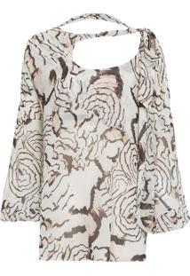 Camisa Feminina Tisha - Off White
