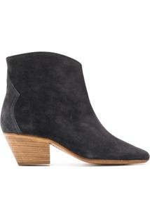 Isabel Marant Ankle Boot Dacken - Azul
