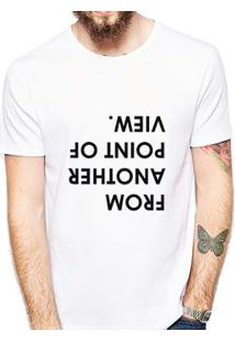Camiseta Coolest From Another Point Of View Masculina - Masculino