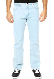 Calça Jeans Wrangler Reta Urban Azul