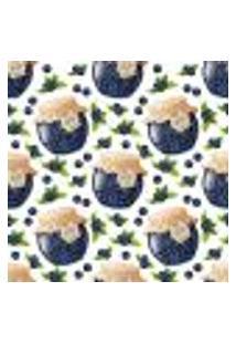 Papel De Parede Adesivo - Blueberry - 029Ppc