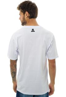 Camiseta Asphalt Love Park - Blabac X Ayc Branco