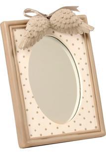 Espelho Decorativo De Resina Lien