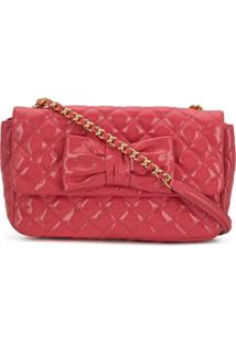 Moschino Cheap & Chic Quilted Crossbody Bag - Rosa