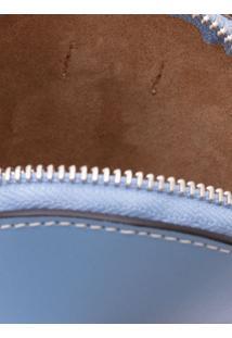 Jw Anderson Nano Cap Bag - Azul