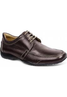 f46b2d605 ... Sapato Social Masculino Derby Sandro Moscoloni Premium Marrom