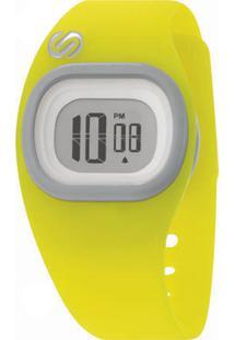 Relógio Soleus Tigress Amarelo
