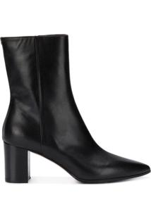 Aeyde Ankle Boot 'Ria' - Preto