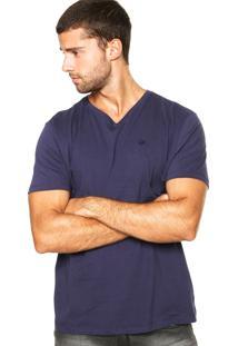 Camiseta Iódice Denim Icons Azul