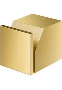 Cabide Para Banheiro Mínima Ouro Escovado - 00960672 - Docol - Docol