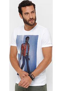 Camiseta Ellus Michael Jackson Beat It Masculina - Masculino