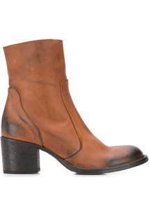 Strategia Ankle Boot 'Olivia' - Marrom