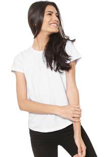 Camiseta Redley Básica Branca