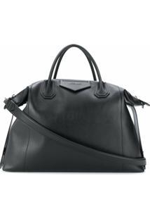 Givenchy Bolsa Tote Antigona Grande - Preto