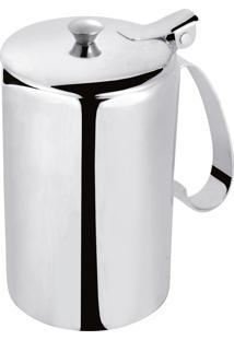 Bule Para Café 600 Ml Aço Inox Ecolumi Gedex