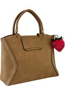 Bolsa Ella Store Ca218 Marfim