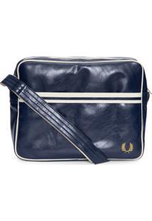 Bolsa Masculina Classic Shoulder - Azul Marinho