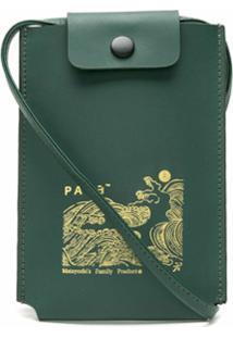 Pace Pouch Bag - Verde