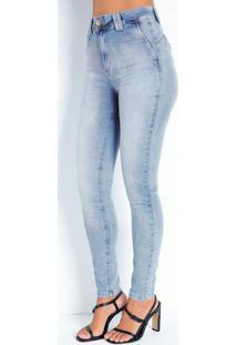 Calça Jeans Clara Cigarrete Sawary