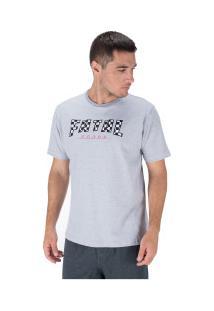 Camiseta Fatal Estampada 22125 - Masculina - Cinza