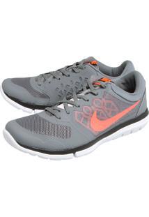 Tênis Nike Flex 2015 Rn Msl Cinza