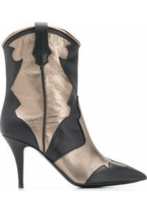 Pollini Ankle Boot Stivaletto - Preto