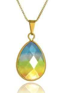 Colar Le Diamond Gota Furtacor - Kanui