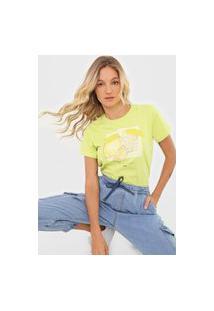 Camiseta Forum Lemons Verde