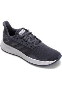 Tênis Adidas Duramo 9 Feminino - Feminino-Cinza